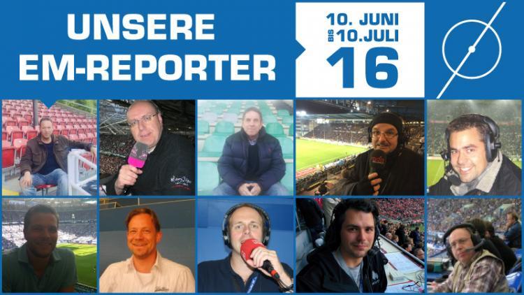 EM-Reporter NRW 2016